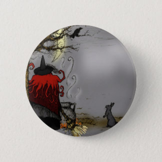 FAMILIAR HALLOWEEN BUTTON