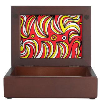 Familiar Intuitive Emotional Stunning Keepsake Box