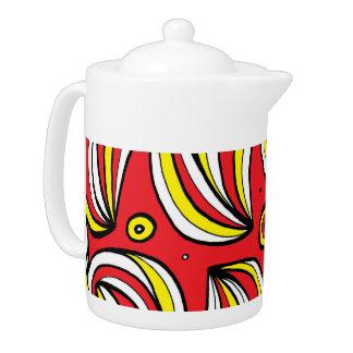 Familiar Intuitive Emotional Stunning Teapot