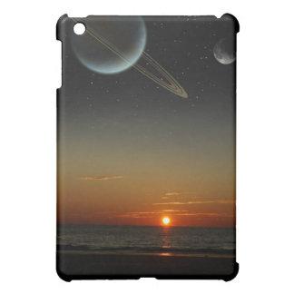 Familiar Sky iPad Mini Cases