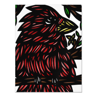 Familiar Spirited Cool Well Magnetic Card