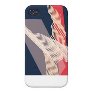"""""""Familiarity"""" iPhone 4 Cover"""