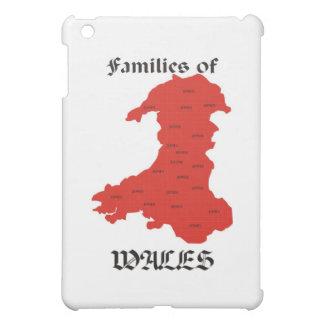 Familias de País de Gales