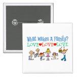 Familias gay pin