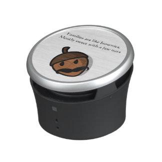 Families Are Like Brownies Bluetooth Speaker