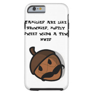 Families are like brownies iPhone 6 Case