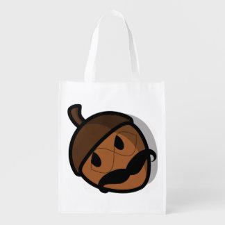 Families Are Like Brownies Reusable Bag Grocery Bag