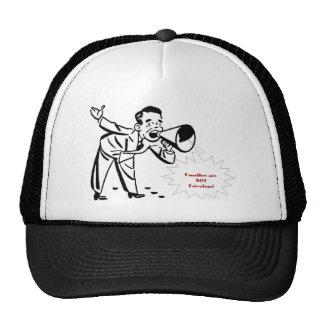 Families are NOT frivolous Trucker Hat