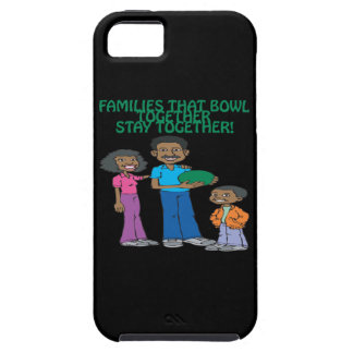 Families That Bowls Together iPhone SE/5/5s Case