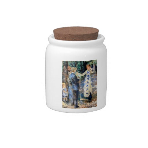 Famille by Pierre Renoir Candy Jars