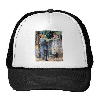 Famille by Pierre Renoir Trucker Hats