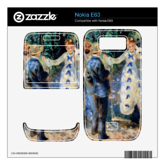 Famille by Pierre Renoir Decals For The Nokia E63