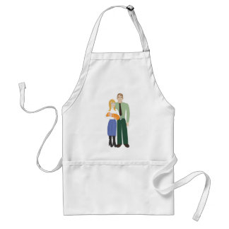 Family Adult Apron