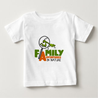Family Adventures in Nature shirts