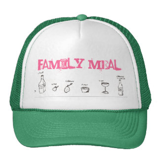 Family Afternoon, Family Meal Trucker Hat