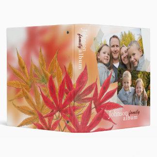 Family Album 3 Ring Binder