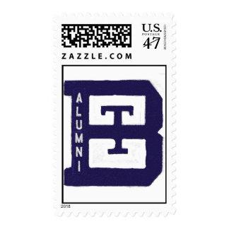 Family Alumni Stamp