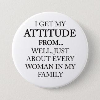 Family Attitude Button
