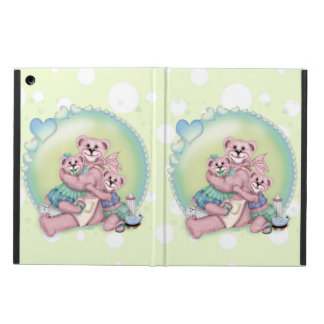 FAMILY BEAR  iPad Case