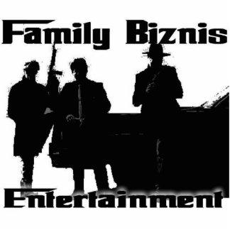 Family Biznis Entertainment Standout Statuette