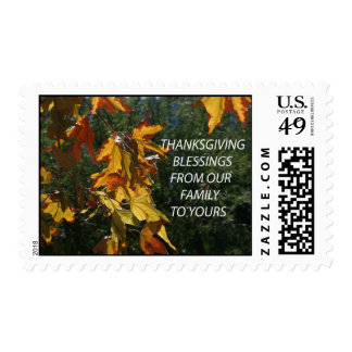 family blessings postage