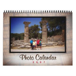 Family Calendar 2007