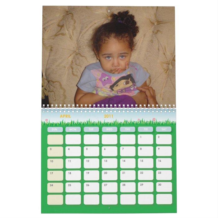 Family Calender Calendar