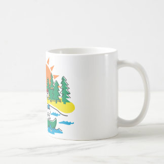 Family Camping Coffee Mugs