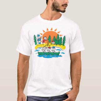 Family Camping T-Shirt