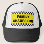 "Family Chauffeur Taxi Hat<br><div class=""desc"">Do you know someone who is always driving the family around - always out dropping the children off and picking them up? Then this hat is the perfect gift for that certain person!</div>"