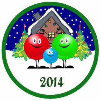 Family Christmas Ornament 2014