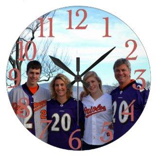 Family Clock #3
