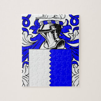 Family Coat of Arms Merchandise Jigsaw Puzzle