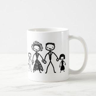 family  concept coffee mug