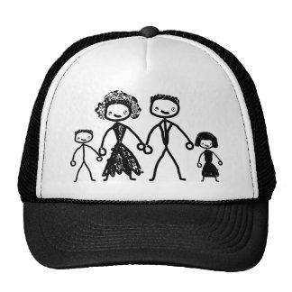family  concept trucker hat