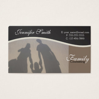 Counseling Business Cards & Templates