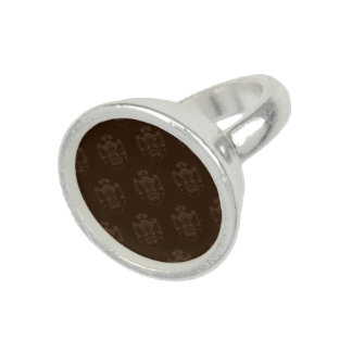 Family Crest Browns Photo Rings