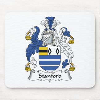 Family Crest Mouse Pads