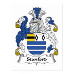 Family Crest Post Card