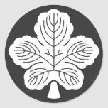 [Family Crests] Plants in handwriting Kanji © Zangyo Ninja