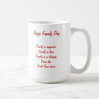 Family Day Mug