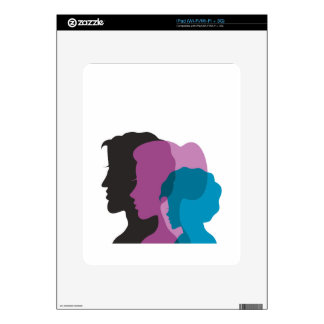 Family Decal For iPad