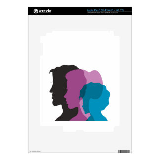 Family Decals For iPad 3