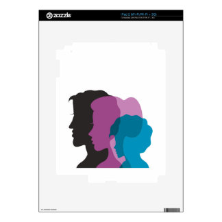 Family Decals For The iPad 2