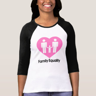 Family Equality Heart T-Shirt