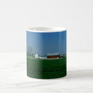 Family Farm in Ohio Coffee Mug