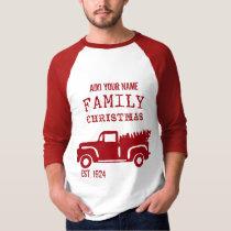 Family Farm Truck T-Shirt