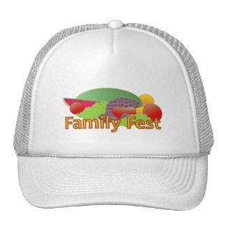 Family Fest Reunion Cap Trucker Hat