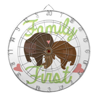 Family First Dart Boards