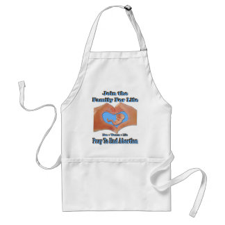 Family for Life Adult Apron
